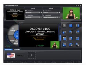 Streamsie Encoder Screenshot