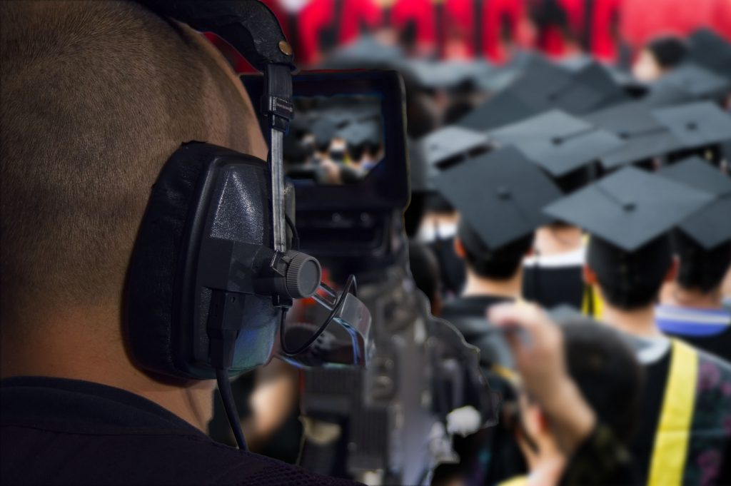 Live Streaming for Events, Sports and Graduation