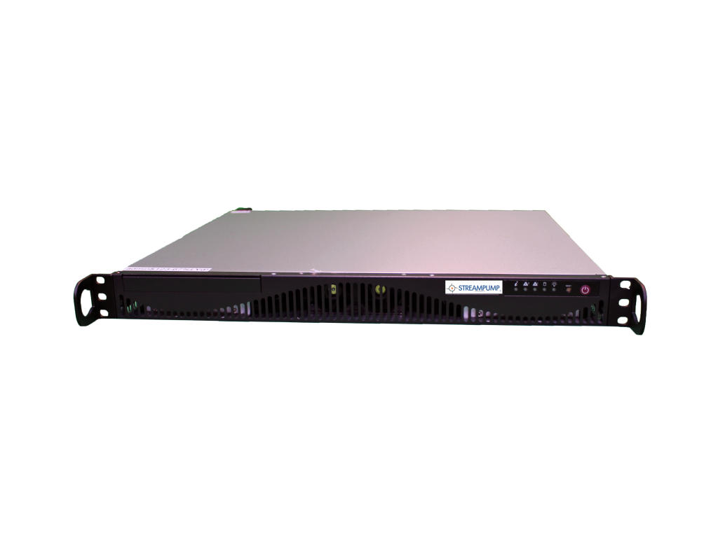 StreamPump Rack Mount Server