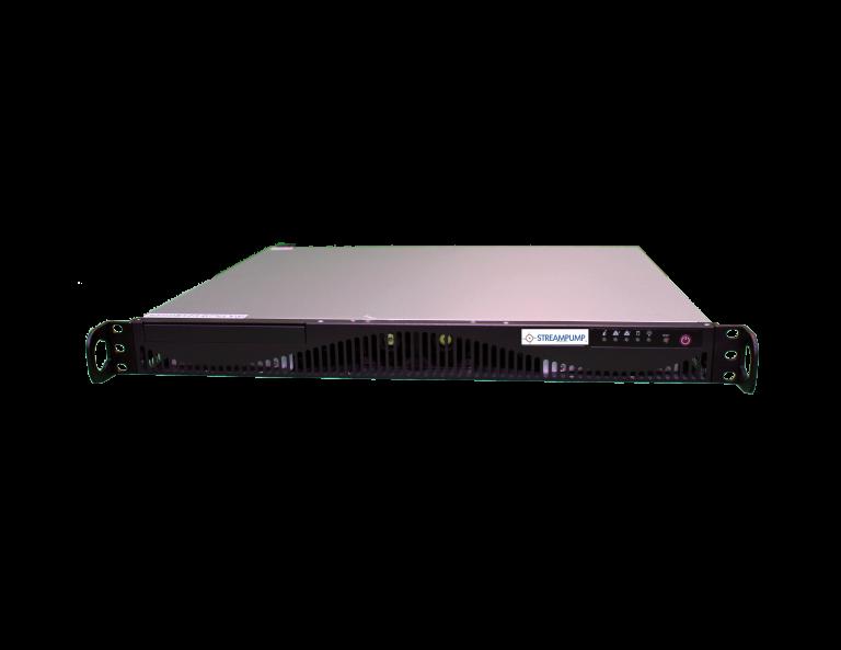 StreamPump Rack Mount Server