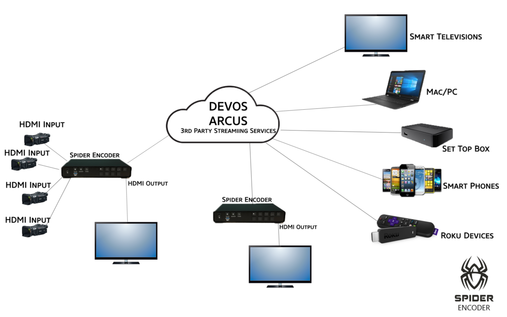 Spider - Discover Video   Streaming Video Solutions