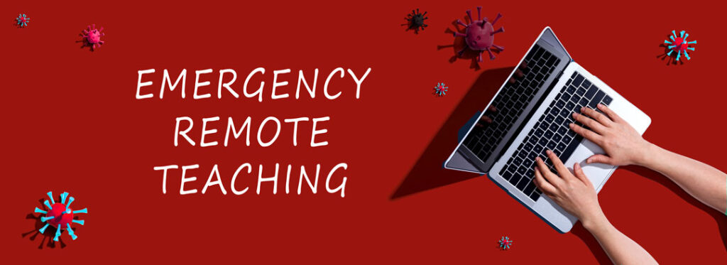 Pivoting from Emergency Remote Teaching to Hybrid Education